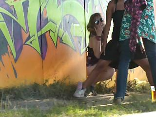 guy feel sorry video of amateur girl pissing